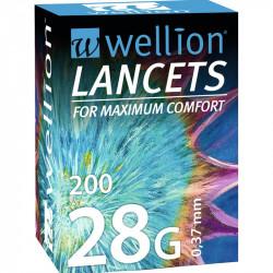 LANCETTES 28G X 50 BOITE 200